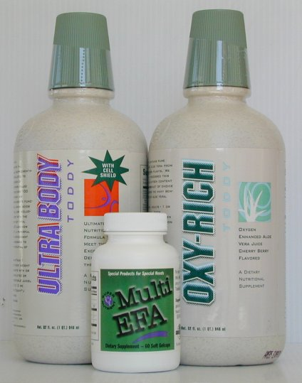 CV Kit with Ultra Body Toddy, EFA, and Oxy Toddy ($10 SAVINGS)