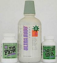 OA Kit with Ultra Body Toddy, EFA Plus, and Flex Flow ($10 SAVINGS)